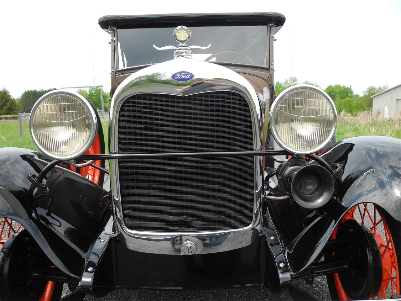 Large Picture of Classic 1929 Model A - NL8J