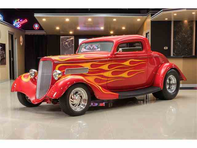 Picture of '33 3-Window Coupe - NPHA
