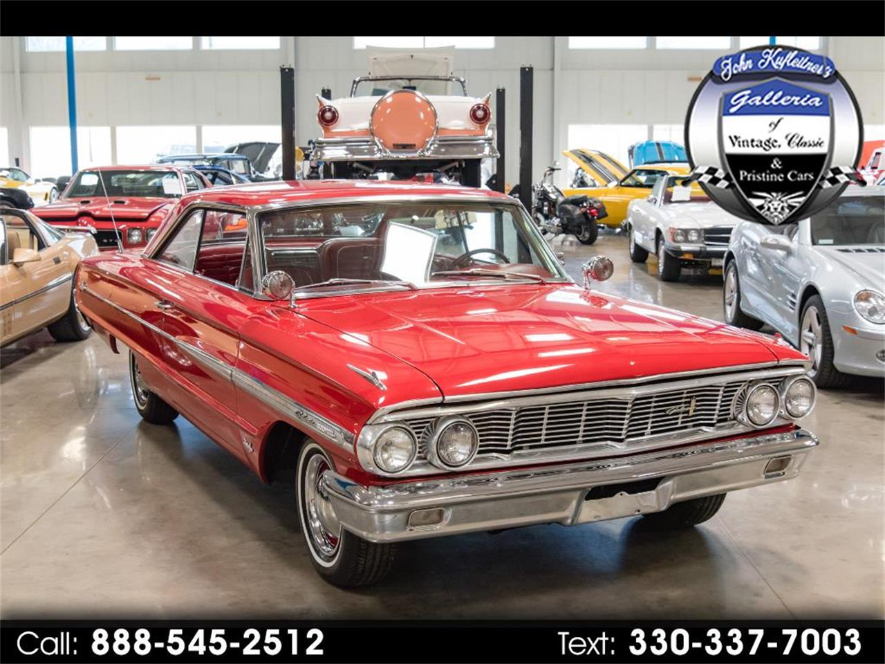 1964 Ford Galaxie 500 Xl For Sale Cc 1106148 Large Picture Of 64 Npic