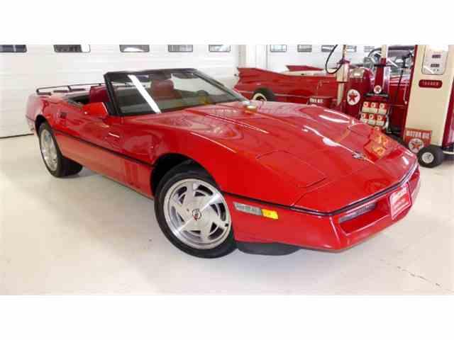 Picture of '89 Corvette - NPIH