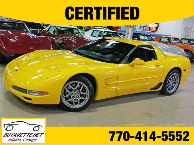Picture of '03 Corvette - NPII