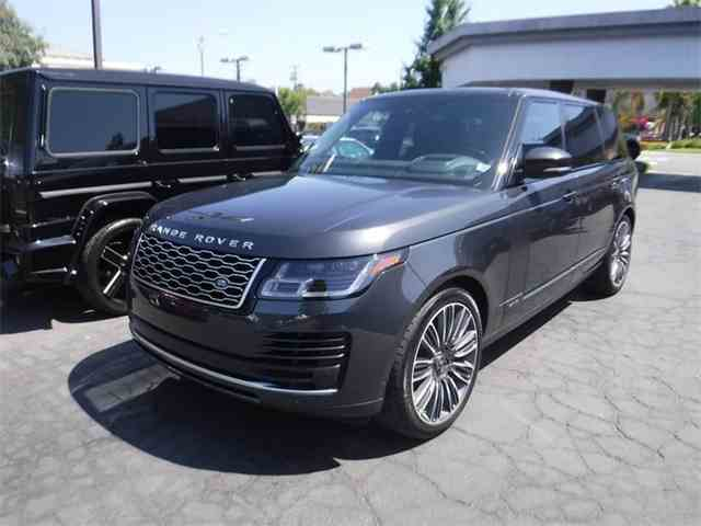 Picture of '18 Range Rover - NPJI