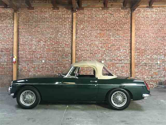 Picture of '64 MGB - NPJU