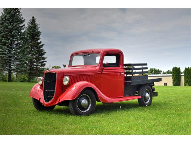 Picture of '36 F100 - NL8T
