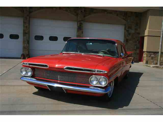 Picture of Classic '59 Biscayne - $38,000.00 Offered by a Private Seller - NL8V
