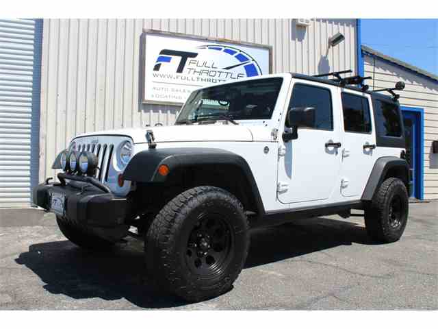 Picture of '13 Wrangler - NPKN
