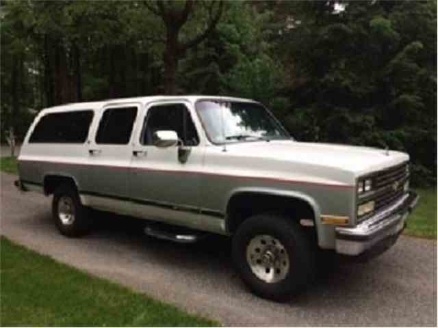 Picture of '89 Suburban - NPLC