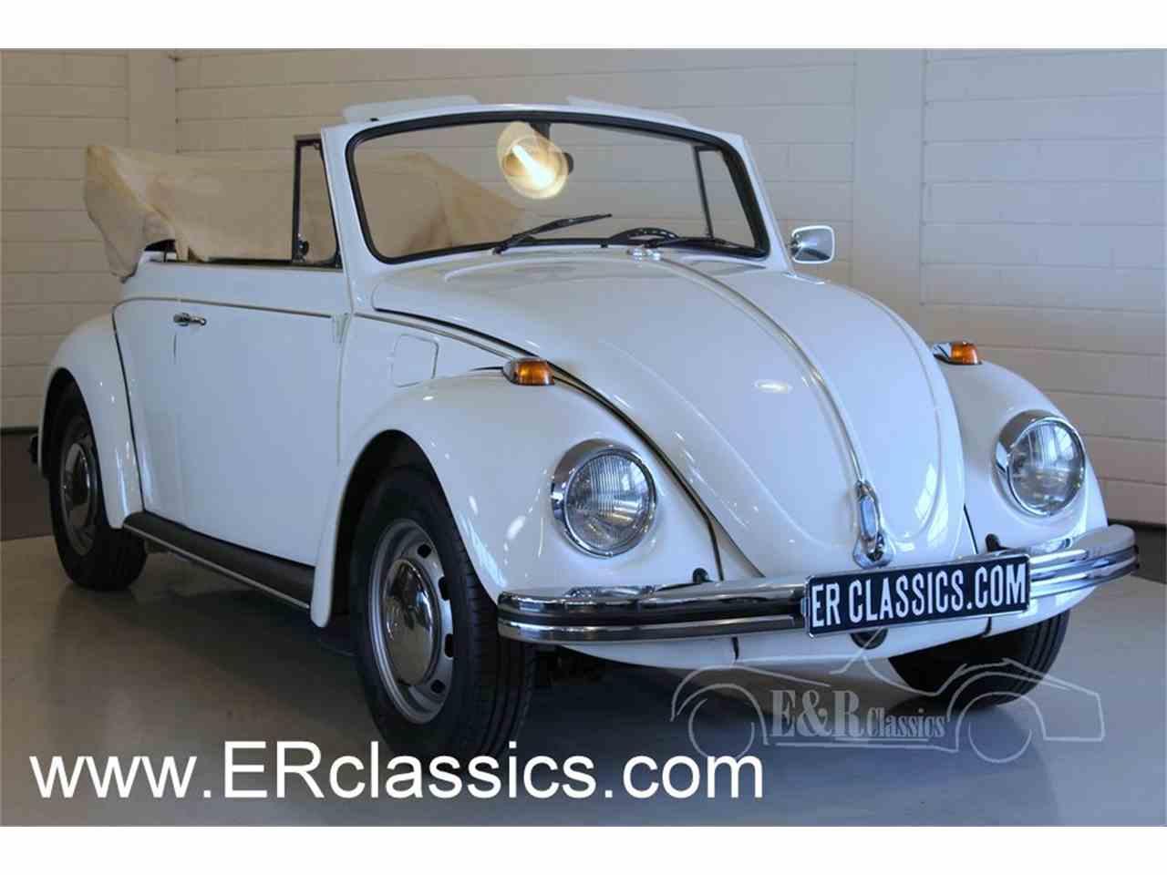 1968 Volkswagen Beetle for Sale | ClicCars.com | CC-1106258