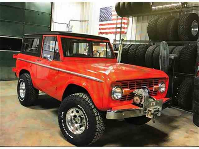 Picture of '74 Bronco - NL8Y