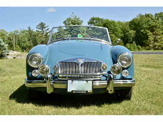 Picture of '59 MGA 1500 - NPLH