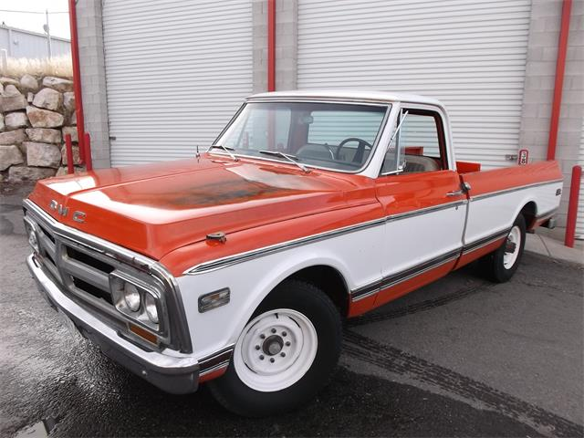 Picture of Classic 1972 GMC Sierra Grande Offered by a Private Seller - NPLQ
