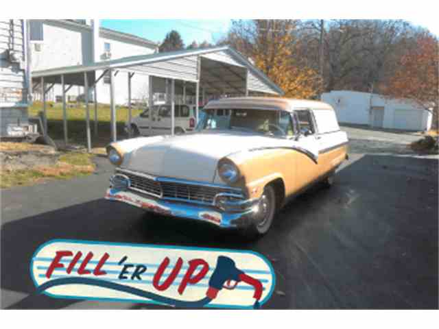 Picture of '56 Ford Sedan Delivery Auction Vehicle Offered by  - NL90