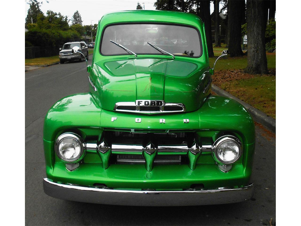 Large Picture of Classic 1951 Ford F1 located in Tacoma Washington - $34,950.00 Offered by Austin's Pro Max - NPM4