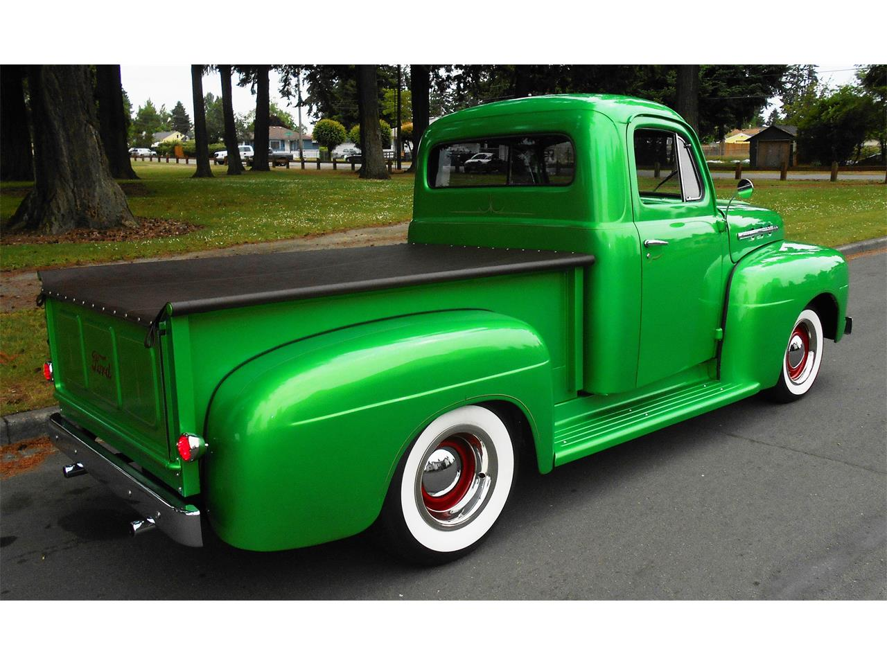 Large Picture of '51 Ford F1 - $34,950.00 Offered by Austin's Pro Max - NPM4