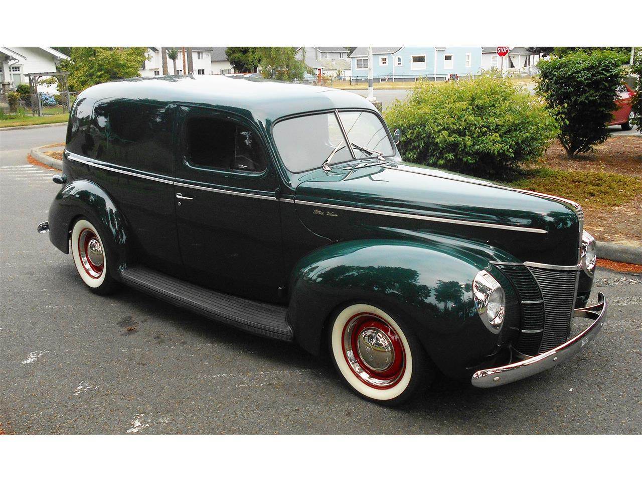 Large Picture of '40 Sedan Delivery - NPMA