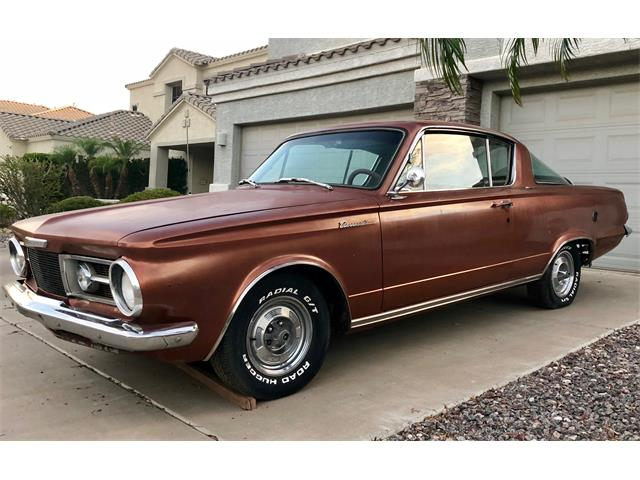 Picture of 1964 Plymouth Barracuda Offered by a Private Seller - NPMD
