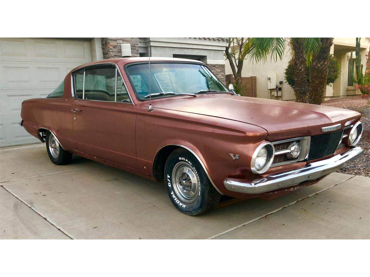 Large Picture of '64 Barracuda - NPMD