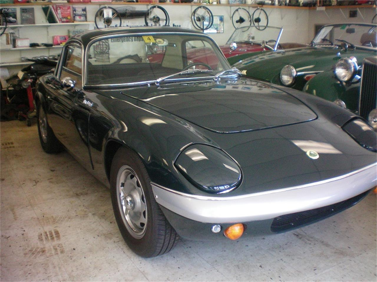 Lotus Elan For Sale >> 1969 Lotus Elan For Sale Classiccars Com Cc 1106306