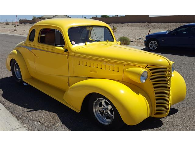 Picture of '38 Chevrolet Coupe located in Arizona - $52,000.00 Offered by a Private Seller - NPMT