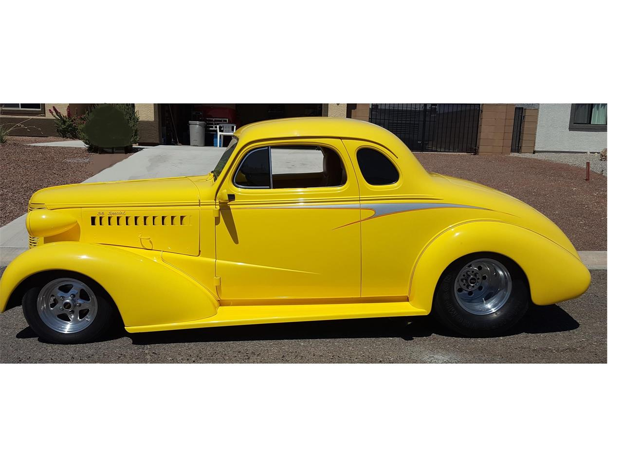 Large Picture of 1938 Chevrolet Coupe - $42,000.00 - NPMT