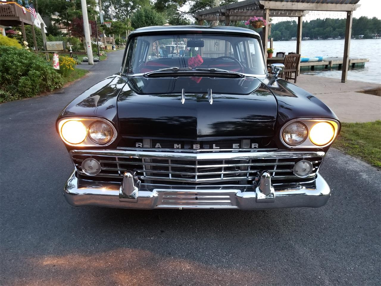 Large Picture of '59 Rambler - NPMW