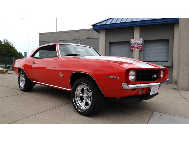 Picture of '69 Camaro SS - NPN6