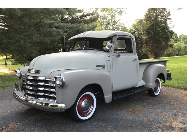 Picture of 1950 Chevrolet 3100 located in Harpers Ferry West Virginia - $25,500.00 Offered by  - NL95
