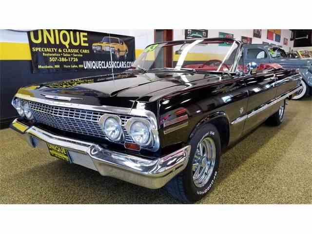 Picture of '63 Impala - NPNW