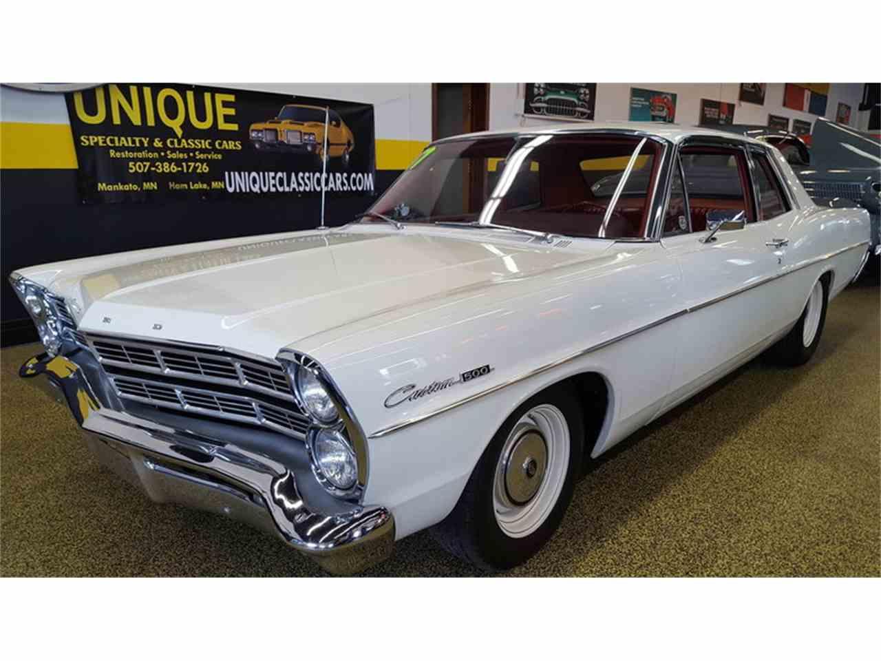 1967 Ford Custom for Sale | ClassicCars.com | CC-1106350