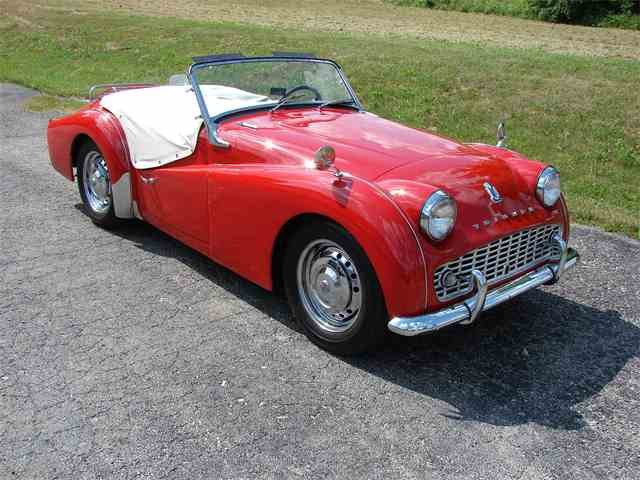 Picture of '59 TR3A - NL99