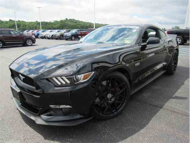 Picture of '16 Mustang - NPOJ