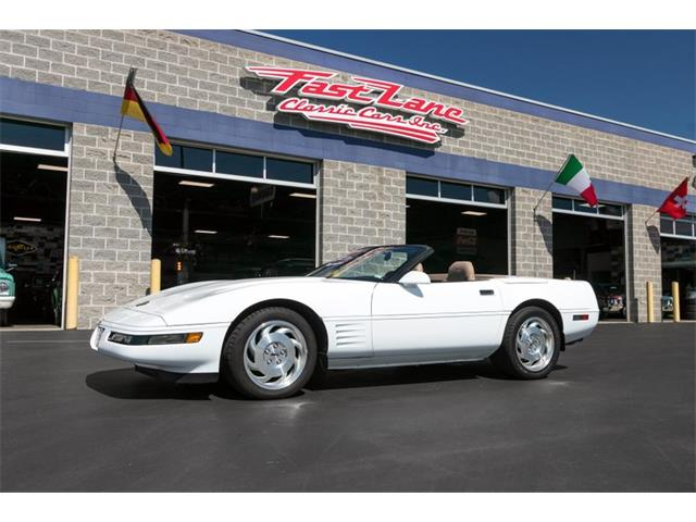 Picture of '94 Corvette located in St. Charles Missouri - NPOK