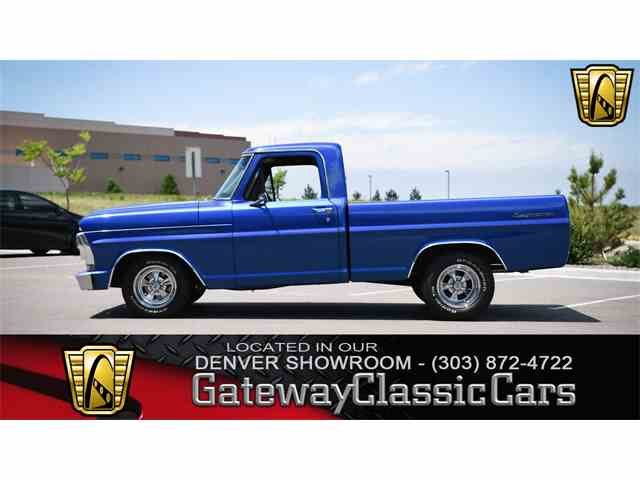 Picture of '71 F100 - NPOR