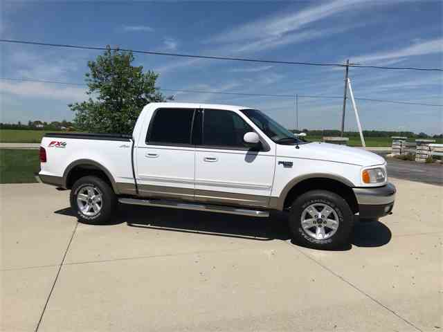 Picture of 2002 Ford F150 located in Mill Hall Pennsylvania Offered by  - NL9A