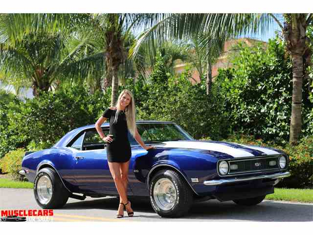Picture of Classic '68 Camaro RS - $31,000.00 Offered by  - NL9B