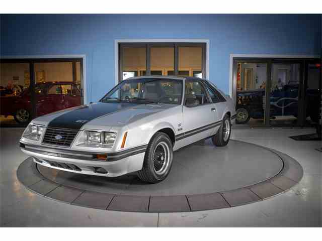Picture of '84 Mustang - NPPA