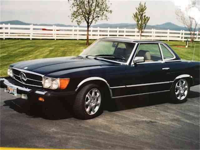 Picture of '80 450SL - NL9C