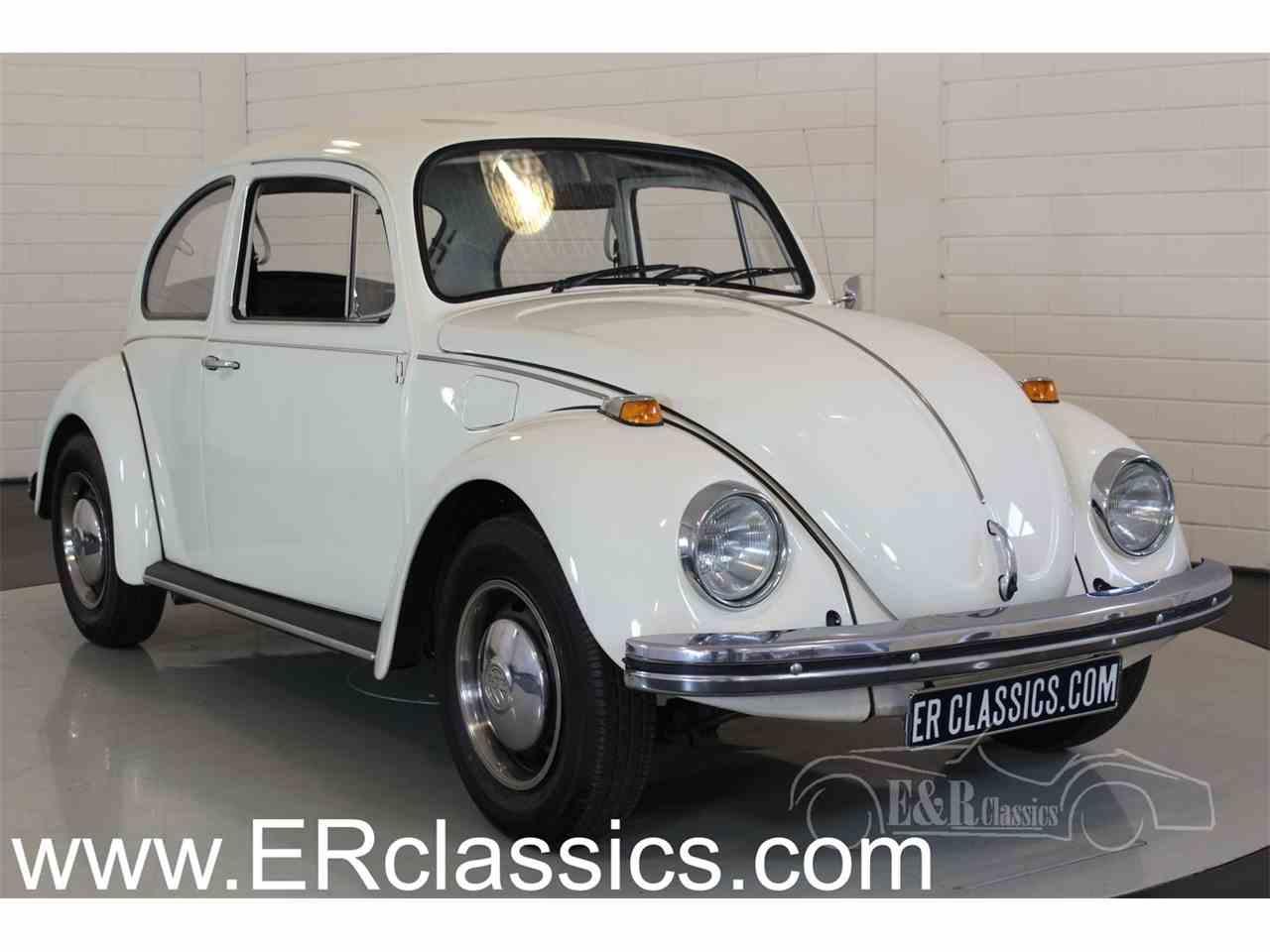 1973 Volkswagen Beetle for Sale   ClicCars.com   CC-1106419