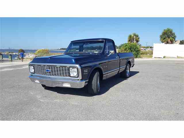 Picture of '72 C10 - NL9E