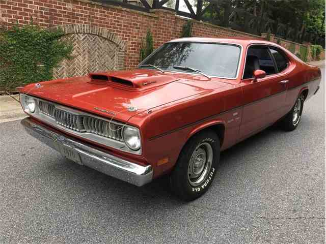 Picture of '70 Duster - NPQ9