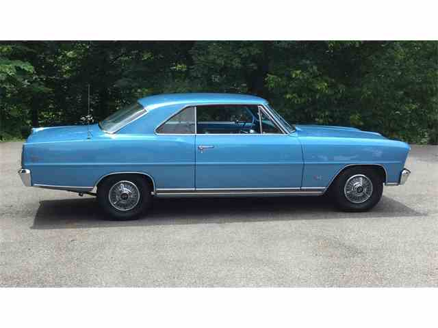Picture of 1966 Chevrolet Nova SS located in West Virginia Offered by a Private Seller - NL9I