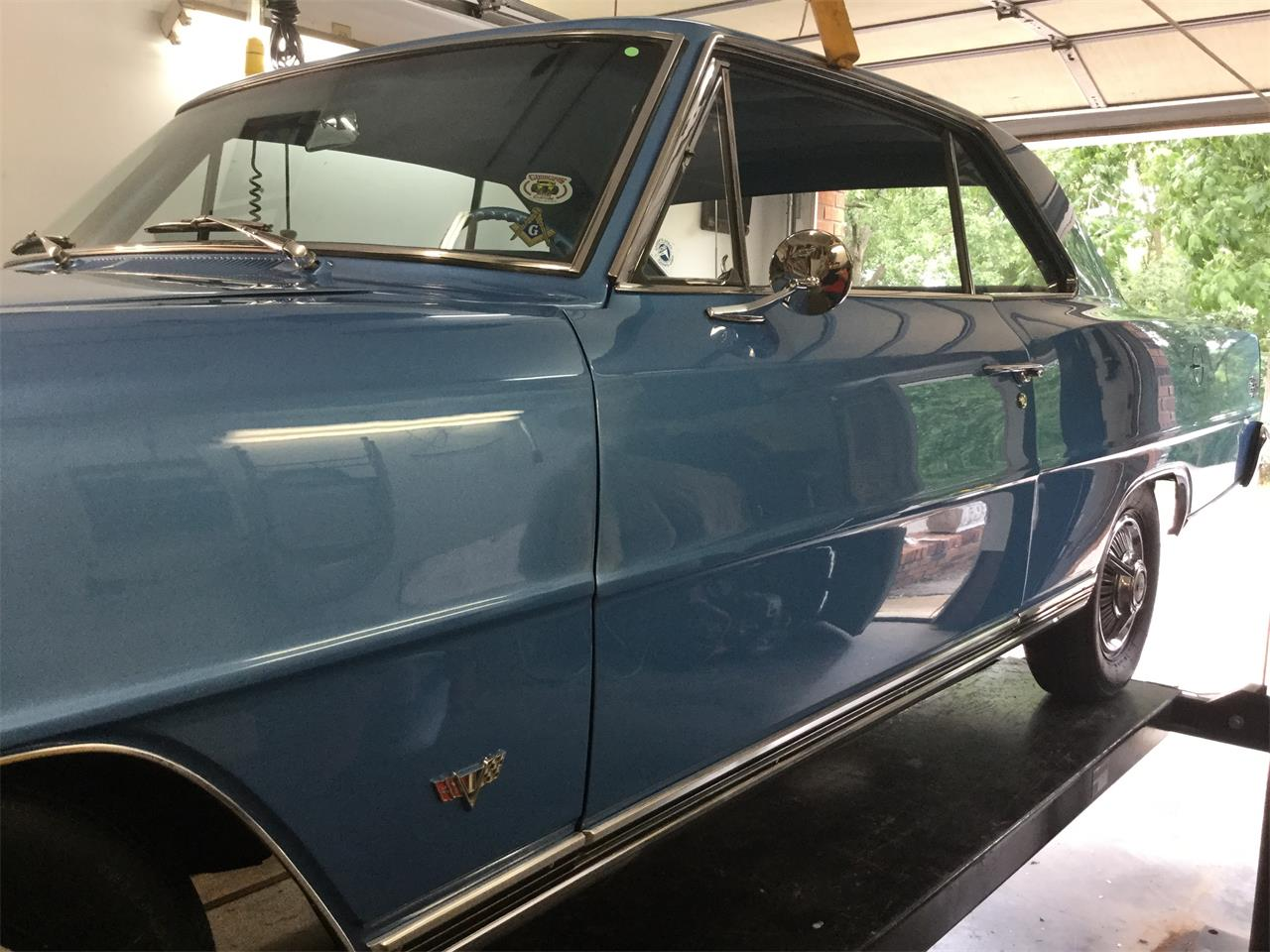 Large Picture of '66 Chevrolet Nova SS - $57,500.00 - NL9I