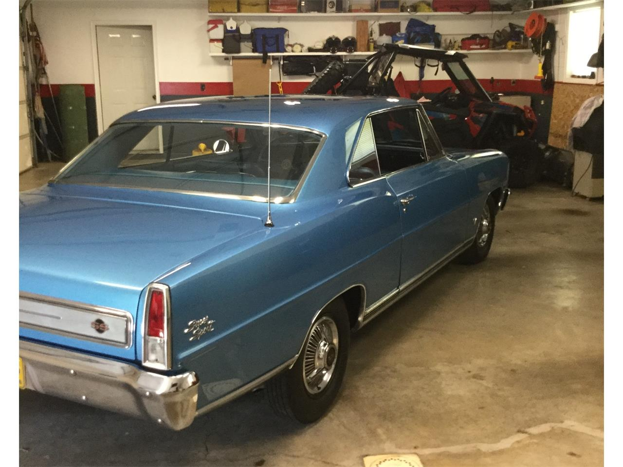 Large Picture of Classic 1966 Nova SS located in Charleston West Virginia - $57,500.00 - NL9I