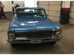 Picture of Classic '66 Chevrolet Nova SS located in West Virginia - $57,500.00 Offered by a Private Seller - NL9I