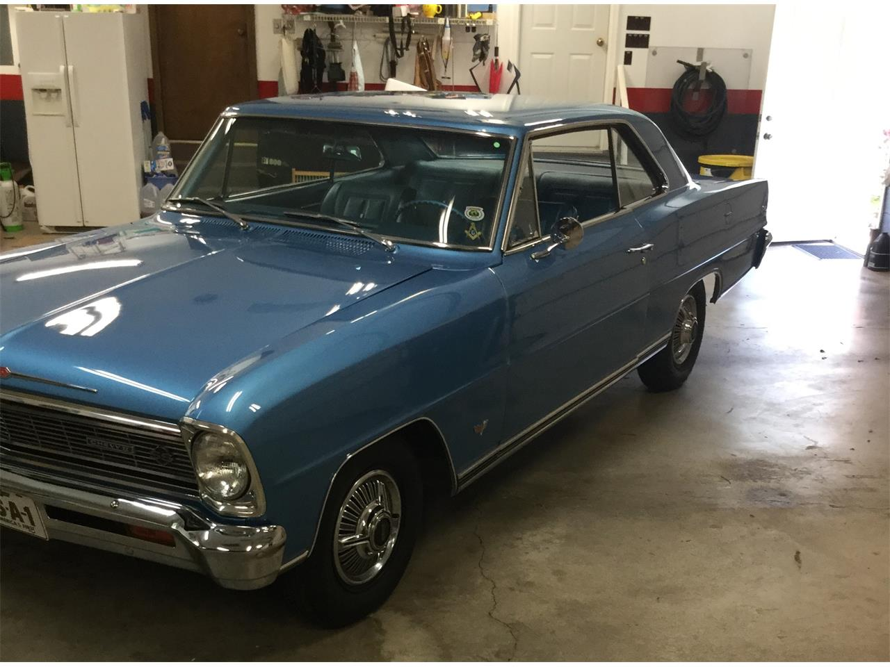 Large Picture of Classic '66 Chevrolet Nova SS located in Charleston West Virginia - $57,500.00 Offered by a Private Seller - NL9I