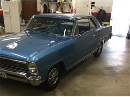Picture of Classic 1966 Chevrolet Nova SS located in West Virginia - $57,500.00 Offered by a Private Seller - NL9I