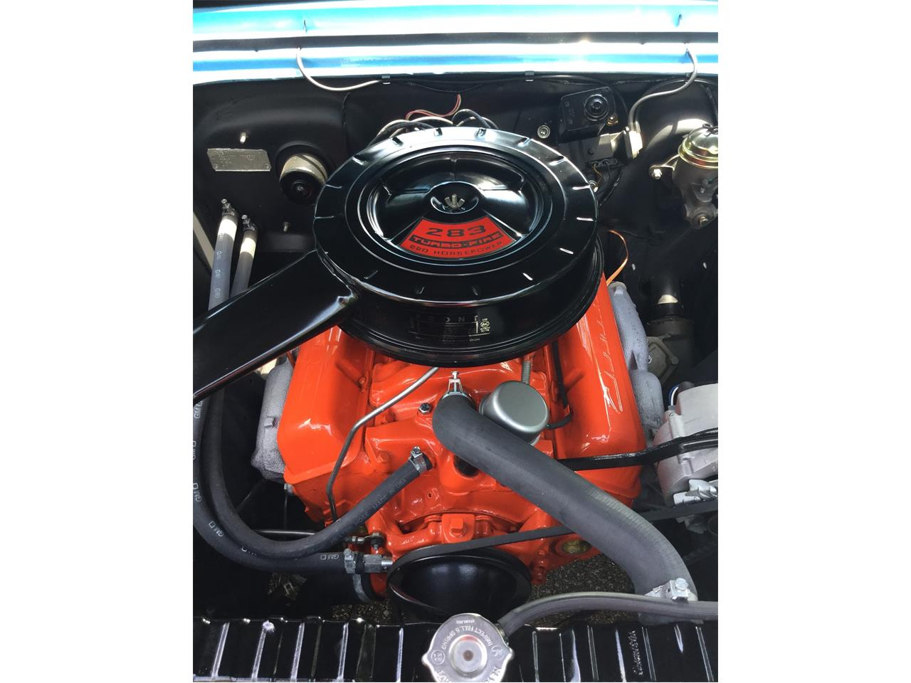 Large Picture of 1966 Chevrolet Nova SS located in Charleston West Virginia - $57,500.00 Offered by a Private Seller - NL9I