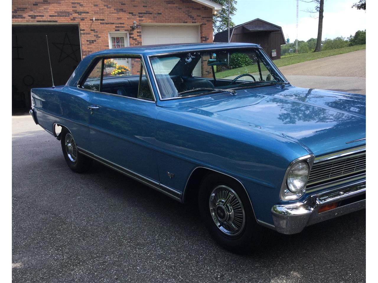 Large Picture of Classic 1966 Nova SS located in West Virginia Offered by a Private Seller - NL9I