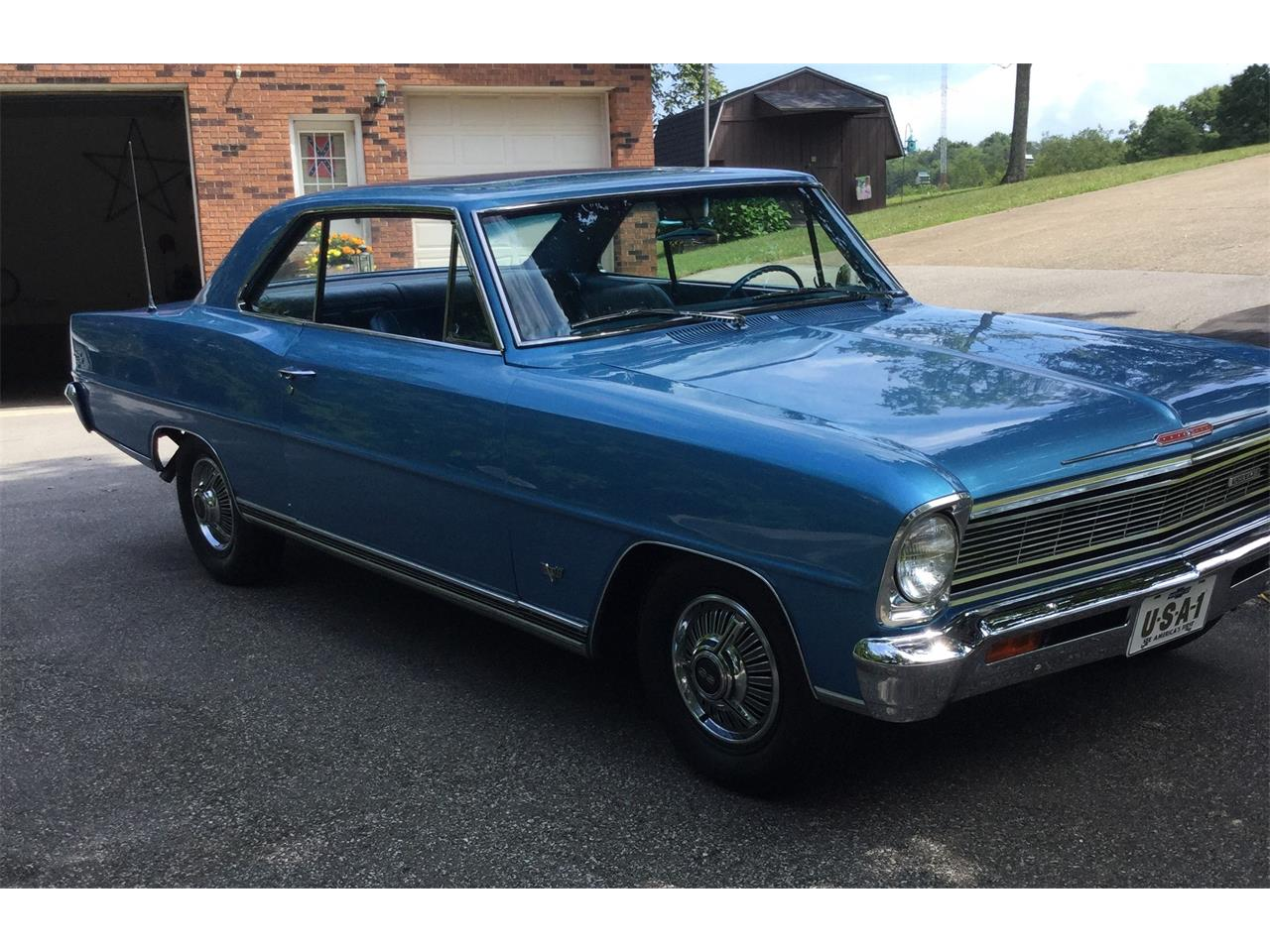 Large Picture of '66 Nova SS located in West Virginia Offered by a Private Seller - NL9I