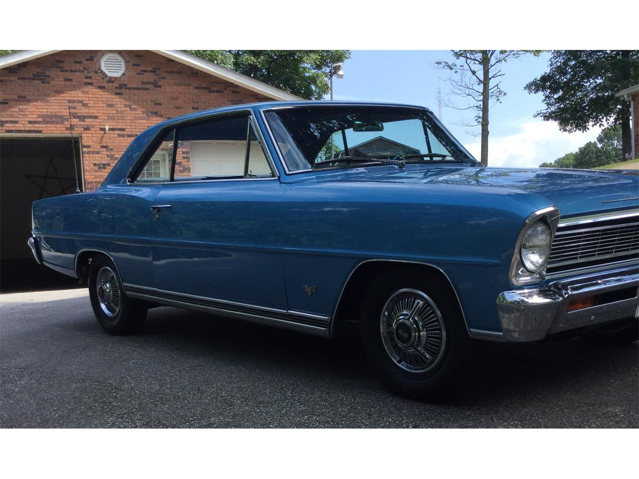 Large Picture of Classic '66 Chevrolet Nova SS located in Charleston West Virginia Offered by a Private Seller - NL9I